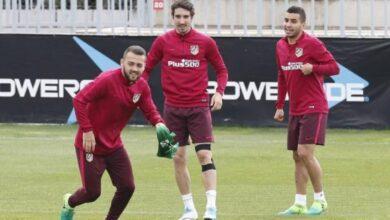صورة أتلتيكو مدريد يكشف عن هوية لاعبيه المصابين بفيروس كورونا في بيان رسمي