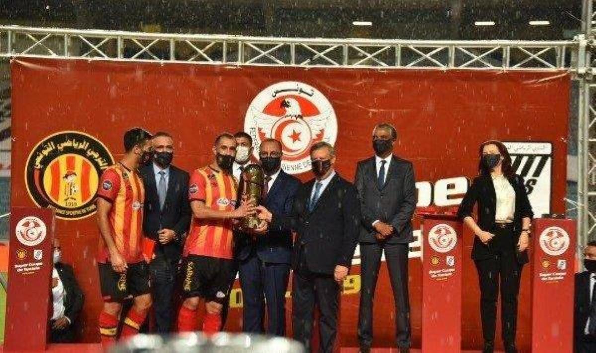 صورة الترجي يتوج بطلًا لكأس السوبر التونسي على حساب الصفاقسي