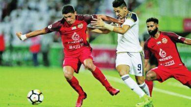 صورة موعد مباراة الوحدة وشباب الأهلي دبي في الدوري الإماراتي اليوم الجمعة 30 أكتوبر 2020 والقناة الناقلة