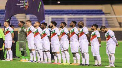 """صورة هدف نجم الاتفاق """"الأفضل"""" في الجولة 20 من الدوري السعودي"""