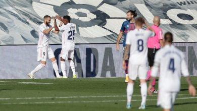 صورة تشكيلة ريال مدريد في مباراة اليوم ضد أتالانتا