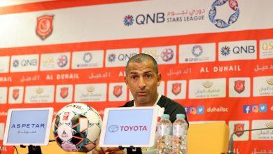 صورة صبري لموشي: الغرافة كان نداً في كأس قطر ..وهدفنا الفوز