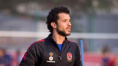 صورة عمر رضوان: لن نسمح بتواجد حارس على حسابنا في الأولمبياد