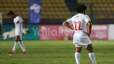 صورة مصدر ليلا كورة: تأكد غياب أبو جبل و جمعة عن مباراة القمة