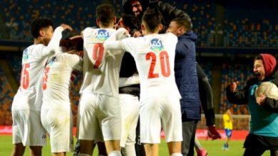 صورة الدوري المصري: الزمالك يعزز صدارته، تعادل سيراميكا وفوز غزل المحلة