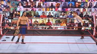 صورة فيديو .. شيمس يعلن عن عداءه لبطل WWE درو ماكنتاير