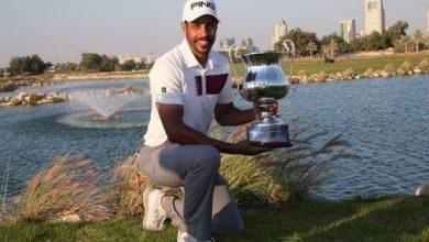 صورة علي الشهراني يتوج بلقب بطولة قطر العالمية المفتوحة للغولف