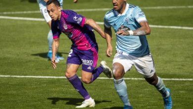 صورة سلتا فيغو يخطف تعادلا قاتلا أمام ريال بلد الوليد