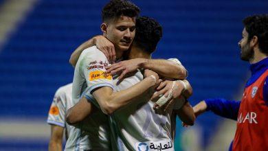 صورة موعد مباراة الهلال القادمة بغد اكتساح الفتح في الدوري السعودي