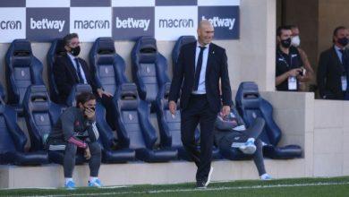 صورة ماذا قال زيدان للاعبي ريال مدريد في التدريب الأخير؟