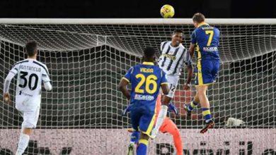 صورة فيديو: شاهد ملخص وأهداف مباراة هيلاس فيرونا ضد يوفنتوس في الدوري الإيطالي 2020-21