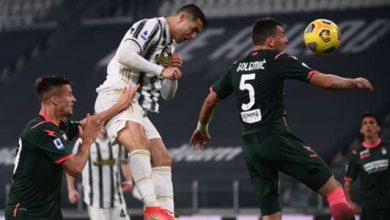صورة فيديو: أهداف مباراة يوفنتوس وكروتوني في الدوري الإيطالي 2020-21