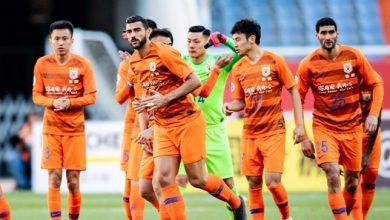 صورة استبعاد شاندونغ الصيني من دوري أبطال آسيا 2021