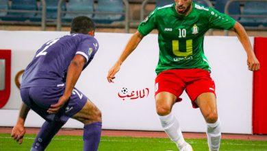صورة تعرف على مرتبة صالح بجائزة الأفضل عربياً !!