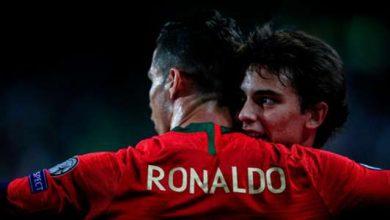 صورة فيليكس: رونالدو قدوتي، ودائمًا ما يعطيني الحوافز للتحسن!