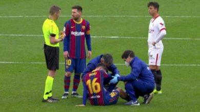 صورة أخبار برشلونة | البرسا يفقد نجمًا هامًا أمام إشبيلية وشكوك حول آخر