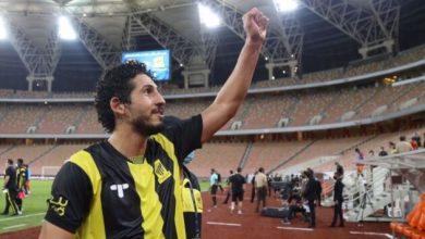 صورة حجازي الأفضل في الدوري السعودي