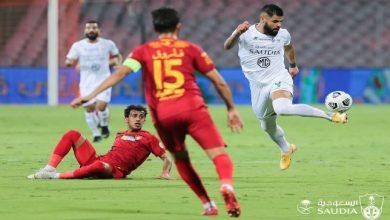 صورة خسارة الأهلي تمنح ضمك رقمًا مميزًا في الدوري السعودي