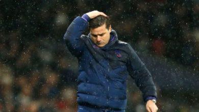 صورة بوتشيتينو يحذر لاعبيه قبل مواجهة برشلونة في دوري أبطال أوروبا