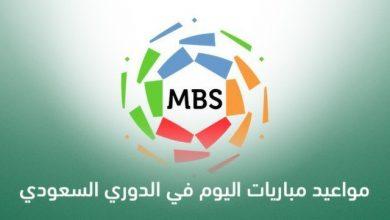 صورة جدول مباريات الدوري السعودي اليوم الخميس 4 مارس 2021 والقنوات الناقلة