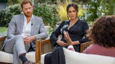 صورة العائلة الملكية تعلق على حوار هاري وميغان .. نشعر بالحزن