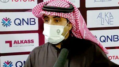 صورة محمد غانم العلي : البطولة استثنائية ونشكر الجماهير على وقفتها