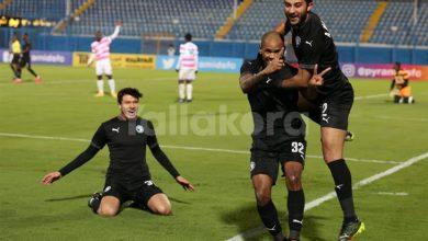 صورة الدوري.. المصري 0-0 بيراميدز
