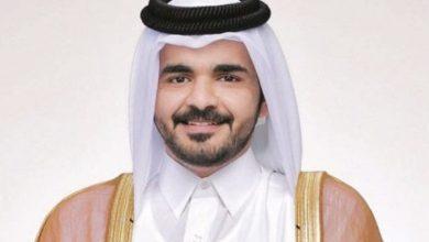 صورة سعادة الشيخ جوعان بن حمد : جاهزون لتنظيم العاب أولمبية عالمية المستوى ومنخفضة المخاطر