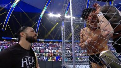 """صورة WWE: دانيال براين يحصل على فرصة المنافسة في """"فاست لاين"""""""
