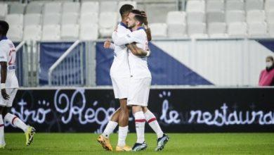صورة الليغ 1: الـ بي أس جي ينتصر امام بوردو وليل يخطف الفوز في الدقائق الاخيرة امام مارسيليا