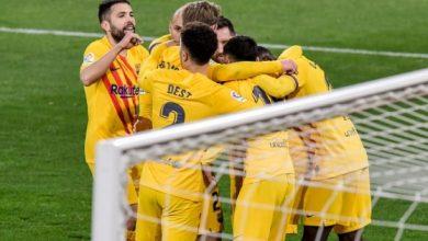 صورة كومان سعيد بفوز برشلونة ويعلّق على ديربي مدريد