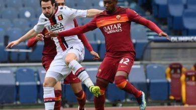 صورة الدوري الإيطالي: فوز بشق الأنفس لروما على جنوى