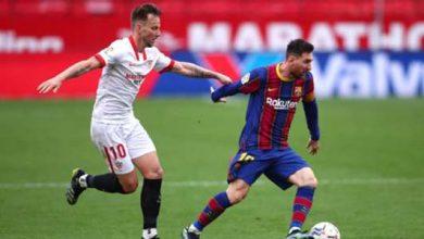 صورة موعد مباراة برشلونة وأوساسونا في الدوري الإسباني والقنوات الناقلة