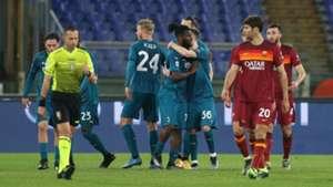 صورة تقرير مباراة روما v ميلان. 28/2/2021، سيري آ