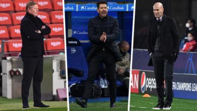 صورة الفرصة تحتاج للرجال .. هل ينجح ريال مدريد وبرشلونة في استغلال تراجع أتلتيكو؟