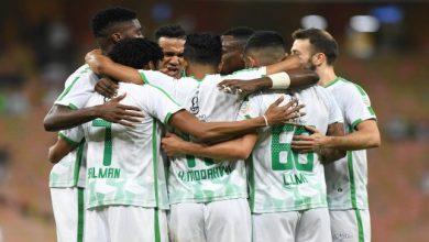 صورة موعد مباراة الأهلي السعودي ضد الدحيل اليوم الأحد والقنوات الناقلة