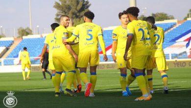 صورة رسمياً.. نادي النصر يزف بشرى سارّة لجماهيره قبل موقعة فولاد