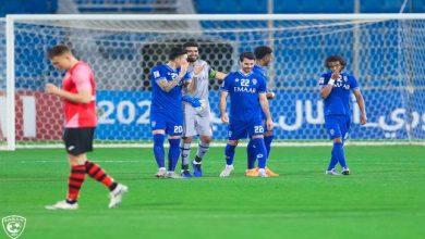 صورة موعد مباراة الهلال القادمة بعد تخطي الاستقلال في دوري أبطال آسيا