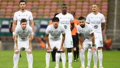 صورة تشكيلة الأهلي السعودي في مباراة اليوم ضد الدحيل