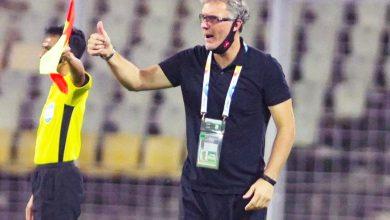 صورة لوران بلان : لا يمكنني تصديق ما حدث أمام الوحدة الإماراتي
