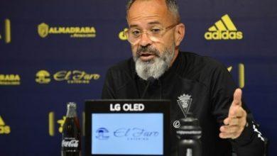 صورة مدرب قادش يتحدث عن مواجهة ريال مدريد