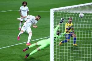 صورة تقرير مباراة قادس v ريال مدريد. 21/4/2021، الدوري الإسباني