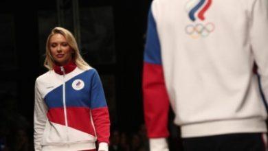 صورة الكشف عن زيّ الرياضيين الروس في أولمبياد طوكيو
