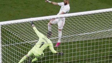 صورة هجوم ريال استفاد من اخطاء حارس قادش