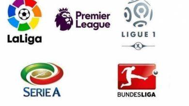صورة مباريات لا يجب تفويتها اوروبياً نهاية هذا الاسبوع