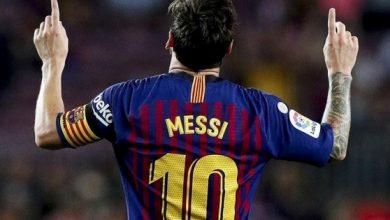 صورة برشلونة يقدم عرضه لميسي مقابل تجديد العقد