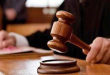 صورة في سابقة تاريخية غربية.. قاض مصري يعاقب نفسه