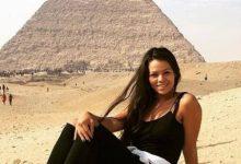 """صورة فنانة مصرية ترد على رامز جلال.. والسبب """"حذاء راقصة"""""""
