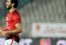 صورة مروان محسن سعيد بأداء الأهلي أمام الزمالك
