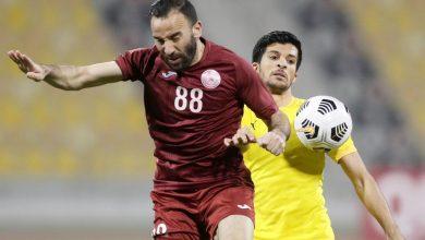 صورة فوز الغرافة ومعيذر وتعادل المرخية مع قطر ضمن كأس الاتحاد القطري